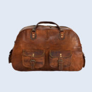 Shakun-Leather-Fashion-Duffle-Travelling-Gym-Bag (3)