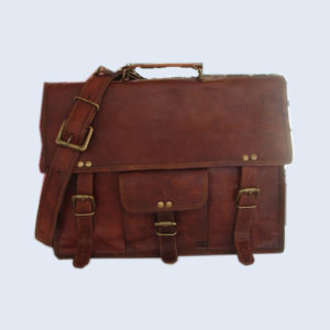 Shakun-Leather-Men's-Genuine-Vintage-Brown-Messenger-Shoulder-Laptop-bag-Briefcase-NEW (2)