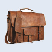Shakun-Leather-Men's-Genuine-Vintage-Brown-Messenger-Shoulder-Laptop-bag-Briefcase-NEW (3)