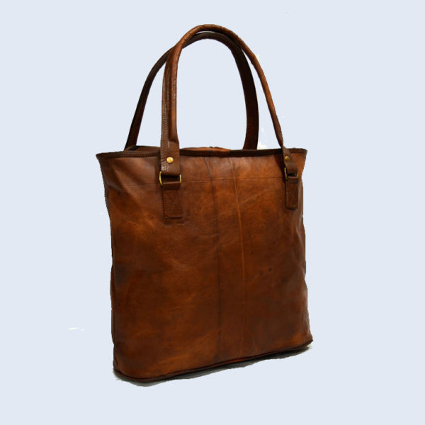 Shakun-Leather-Womens-Vintage-Handbag-Tote-Handmade-Boho-Bag (2)
