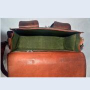 Vintage-Brown-Messenger-Bag-Men's-Shoulder-Laptop-Bag-Briefcase-Satchel